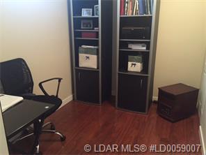 Office in basement