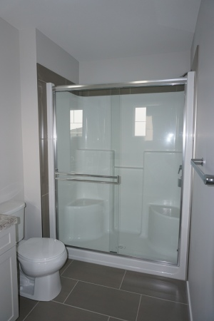 4PC ENSUITE - SHOWER